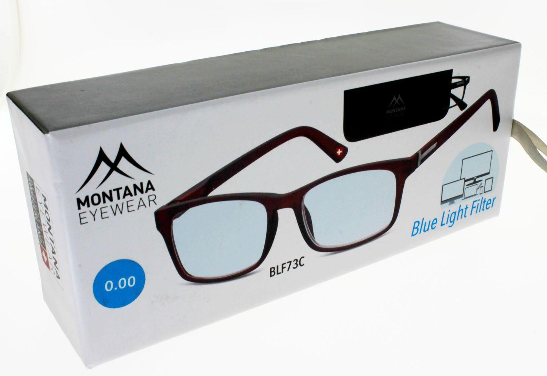 ONA: Okulary do komputera Montana BLF73C sklep eOkulary
