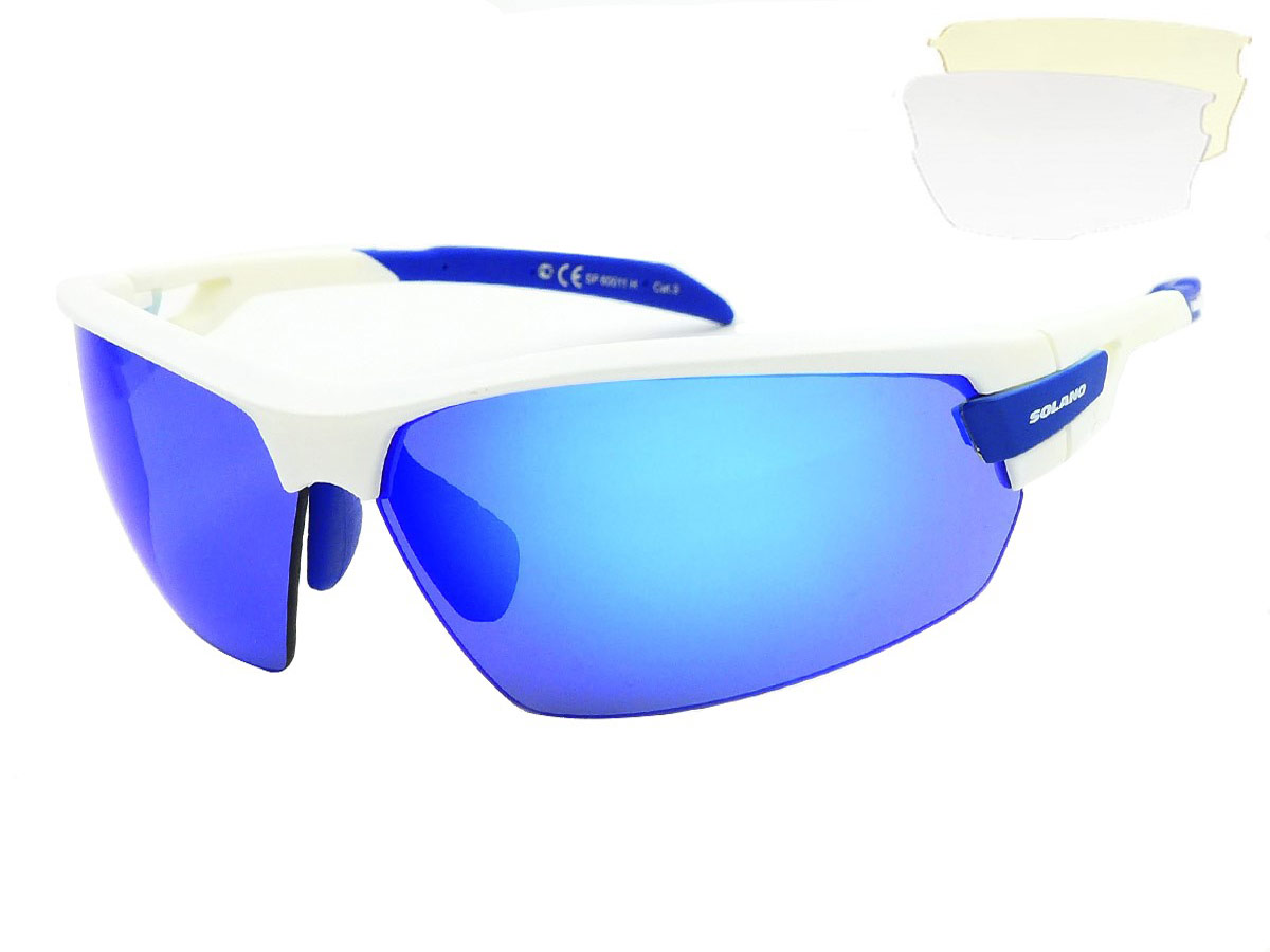 Solano SP60011 Sportowe okulary przeciwsłoneczne z